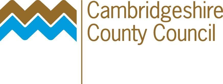Cambs CC colour logo